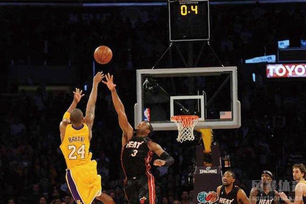 NBA绝杀